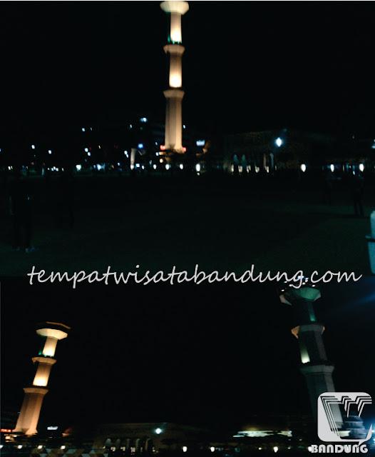 Taman Alun – Alun Bandung, Tempat Wisata Gratis di Bandung