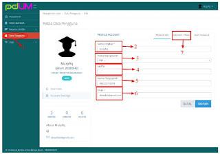 Cara Melengkapi Data Proktor di Aplikasi PDUM