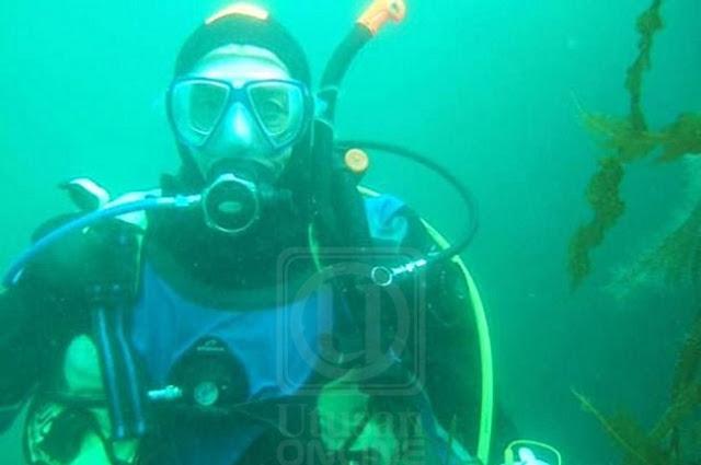 Kamera Hilang Dalam Laut 3 Tahun Ditemui Semula