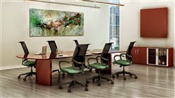 Professional Boardroom Furniture by Mayline