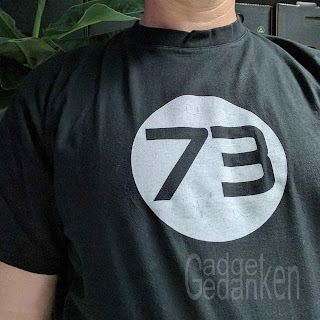 Nerdshirt: 73 (Big Bang Theorie)