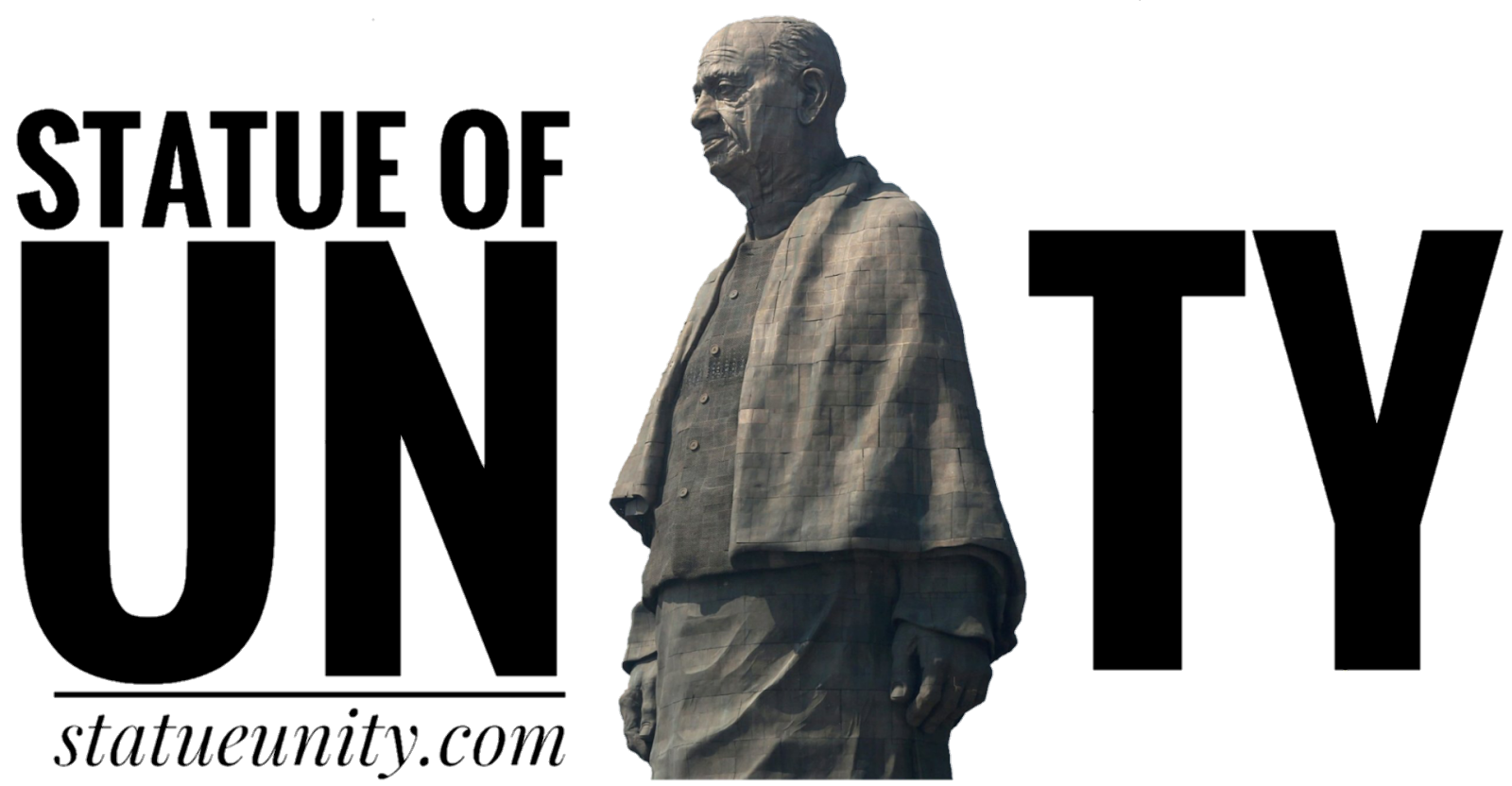 Statue of unity - Tallest Statue in the World, (India)