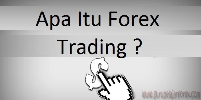 Apa itu forex broker