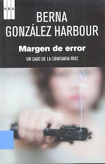 Margen de error Berna González Harbour OpenLibrary Covers