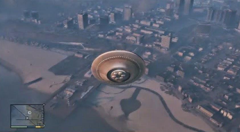 Malaysia Airlines MH17 Diduga Tabrakan Dengan UFO