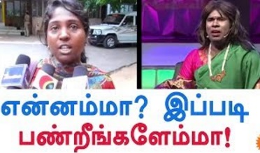 Women came to street because of Solvathellam Unmai show on Zee Tamil