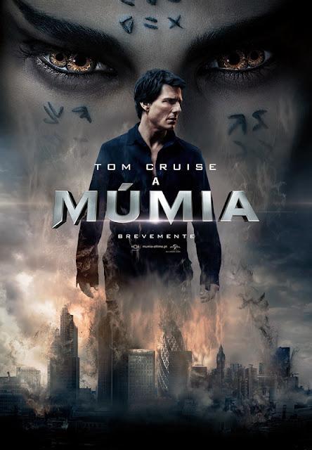 "Passatempo: ""A Múmia"" - Convites para as antestreias"