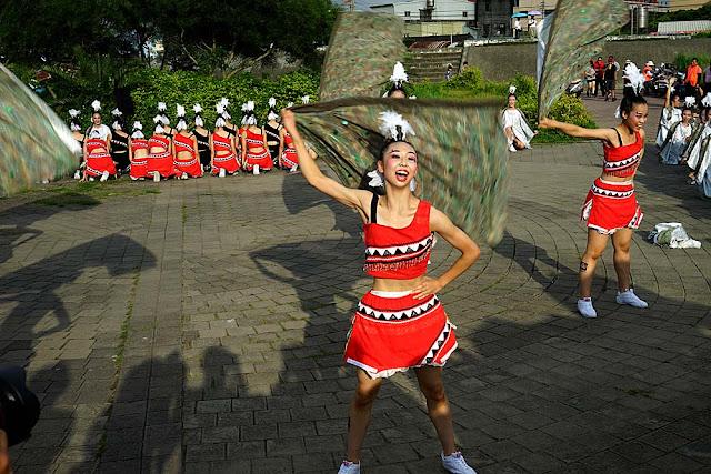DSC02167 - 熱血採訪│2016首屆台中國際踩舞祭超夯登場,文華高中快閃高美濕地