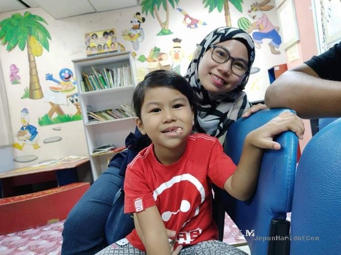 Fina dan giginya, AGAIN! | cabut gigi di Pediatrik HKL