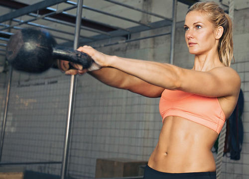 5 Kettlebell Moves You're Probably Doing Wrong (and How to Fix Them)