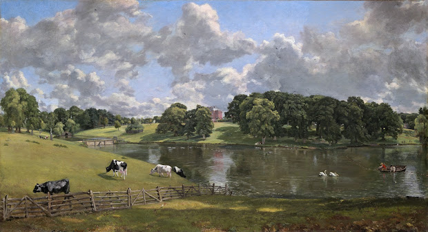 Victorian British Painting John Constable Ctd
