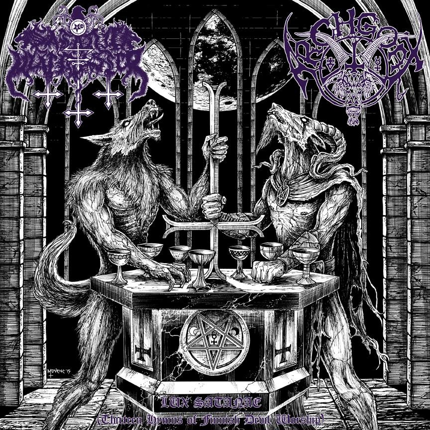The Ripple Effect Satanic Warmaster Archgoat Lux