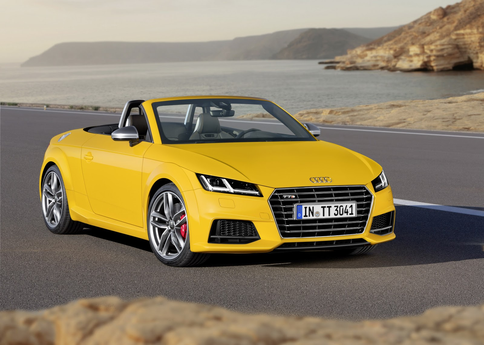 audi opens up new tt and tts roadster 31 photos. Black Bedroom Furniture Sets. Home Design Ideas