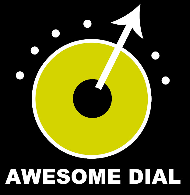 You have an awesome dial - turn it up