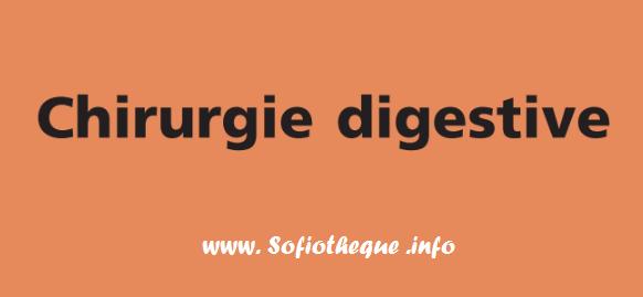 Télécharger | Fiches Flash ECN Chirurgie Digestive PDF