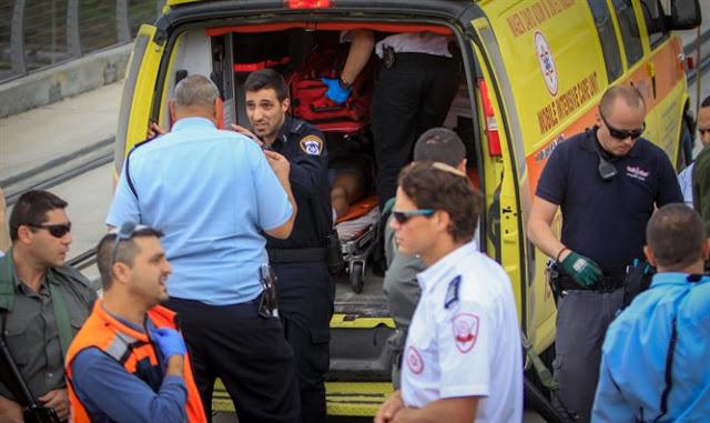 Ataque terrorista en Petah Tikva, hay cuatro heridos