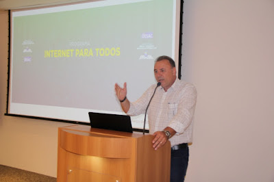 Ministro Kassab apresenta em Registro-SP o Programa Internet para Todos