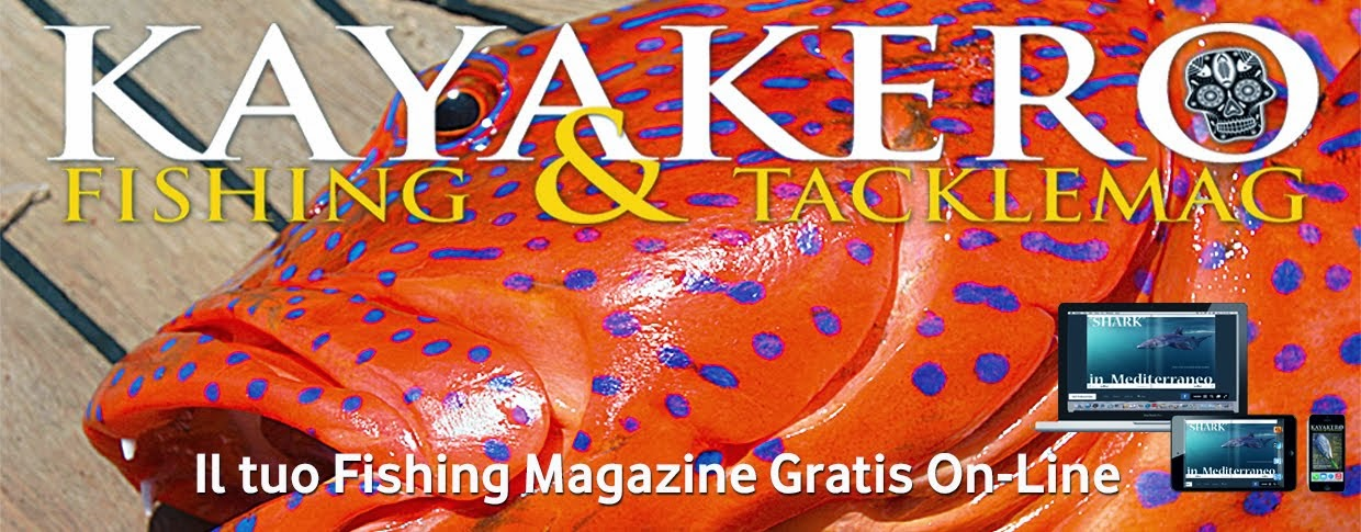 KAYAKERO FISHING & TACKLEMAG