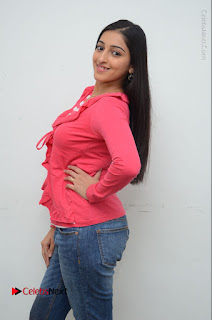 Telugu Actress Mouryani Latest Pos in Blue Denim Jeans  0028.JPG