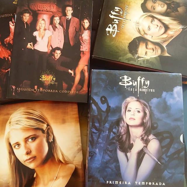 Séries Que Ficam Na Memória – #30: Buffy the Vampire Slayer