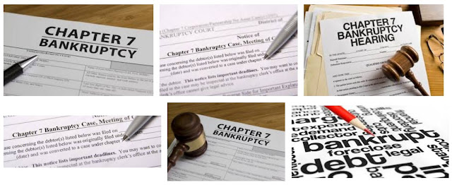 What Occurs When You File Chapter 7 Bankruptcy