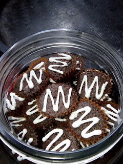 Resep Brownies Kering Toping Glasur