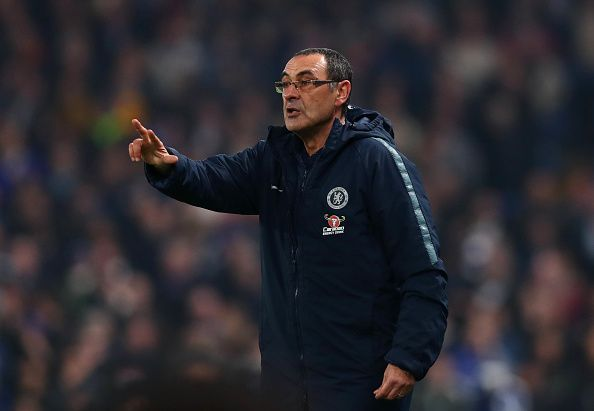 Chelsea seemed to have turned the corner under Maurizio Sarri - or have they?