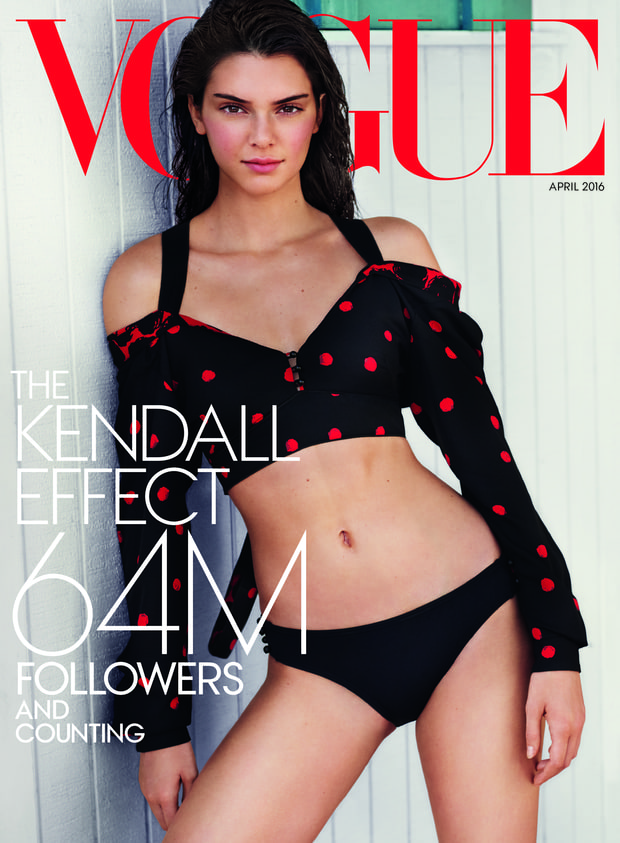 Kendall Jenner finally gets her solo Vogue cover