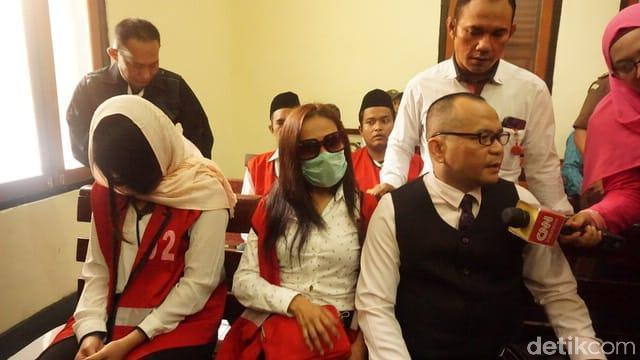 Pengguna Jasa Vanessa Angel Terungkap, Jaksa Sebut Rian Subroto