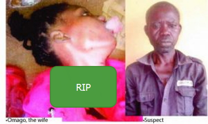 abuja farmer kills wife daughter