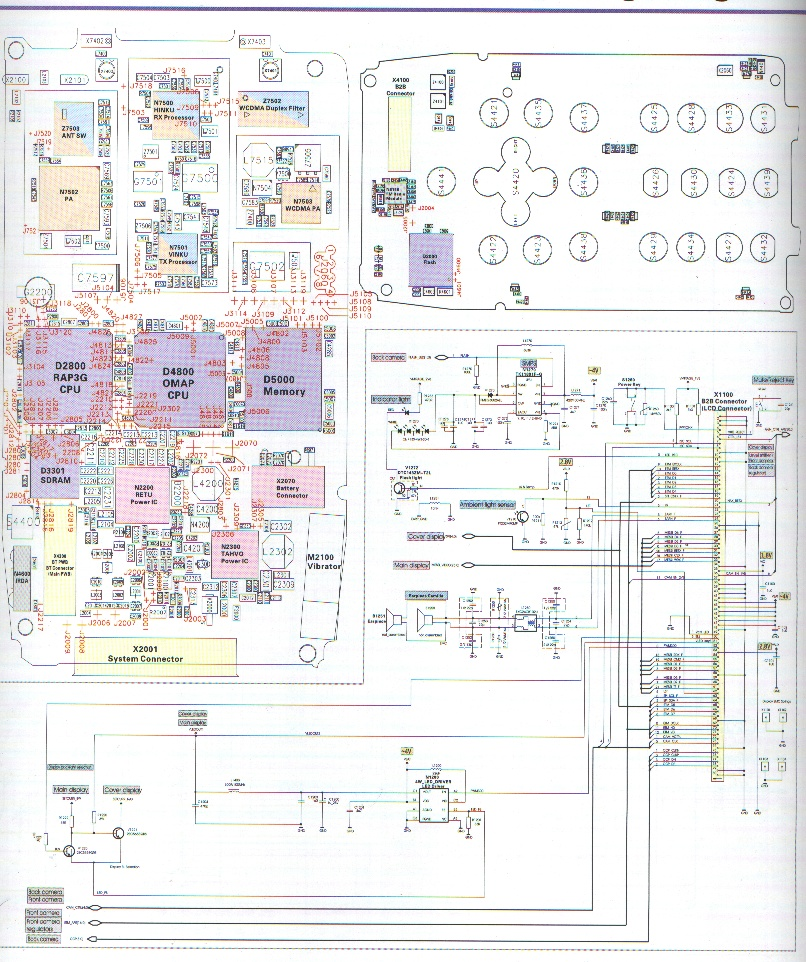 mobile phone circuit diagram download | MobileRepairingOnline