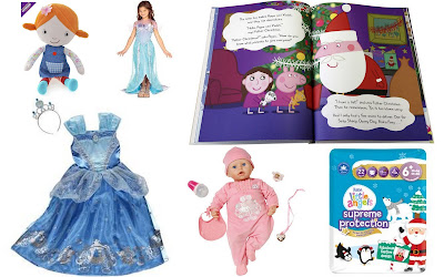 A Toddler Christmas Gift Guide: Inspiration
