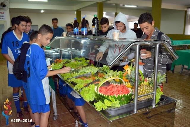12.700 refeições de alta qualidade serão servidas aos participantes na regional em Roncador