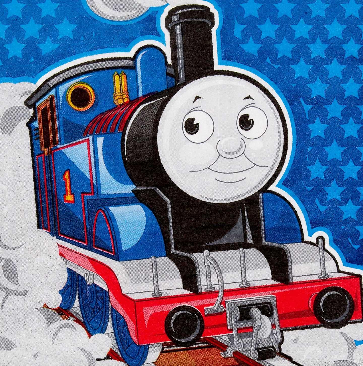 Disney Automotive Thomas The Tank Engine Cartoon Wallpaper