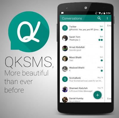 Aplikasi SMS Gratis Tanpa Pulsa Semua Operator di Android