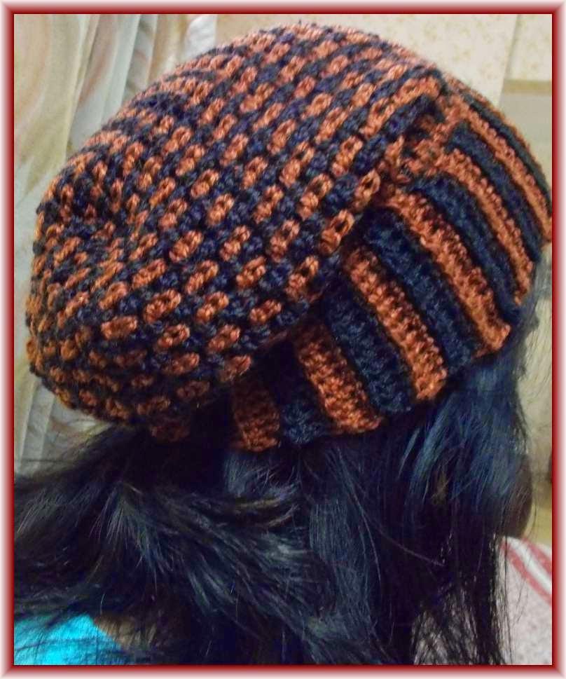 free crochet headwear pattern