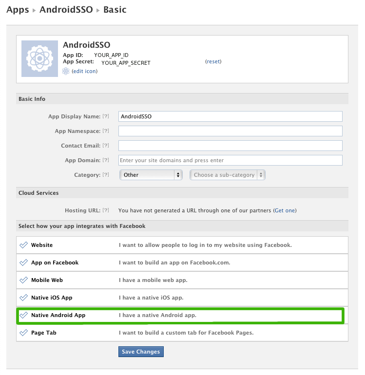 SSO with Facebook: Single Sign On Facebook