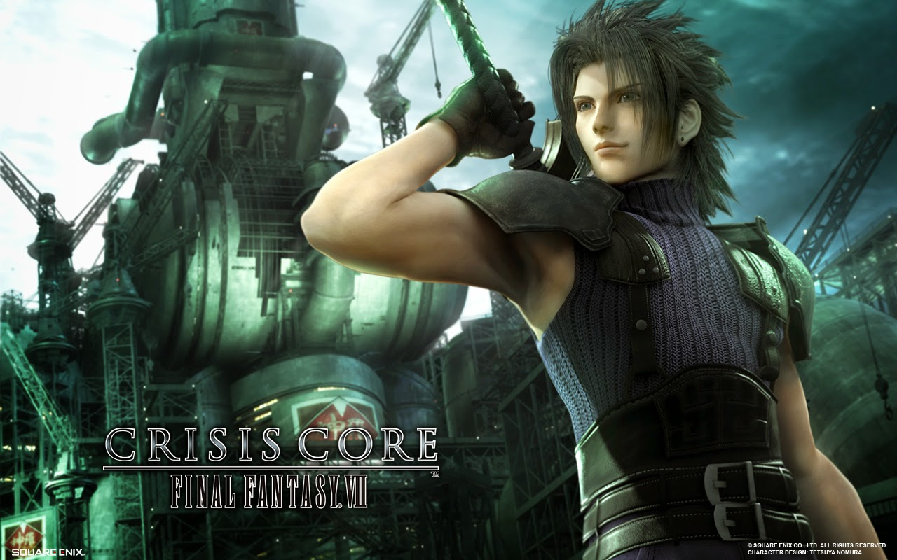 Crisis Core Final Fantasy VII Is An Action RPG From Square Enix For