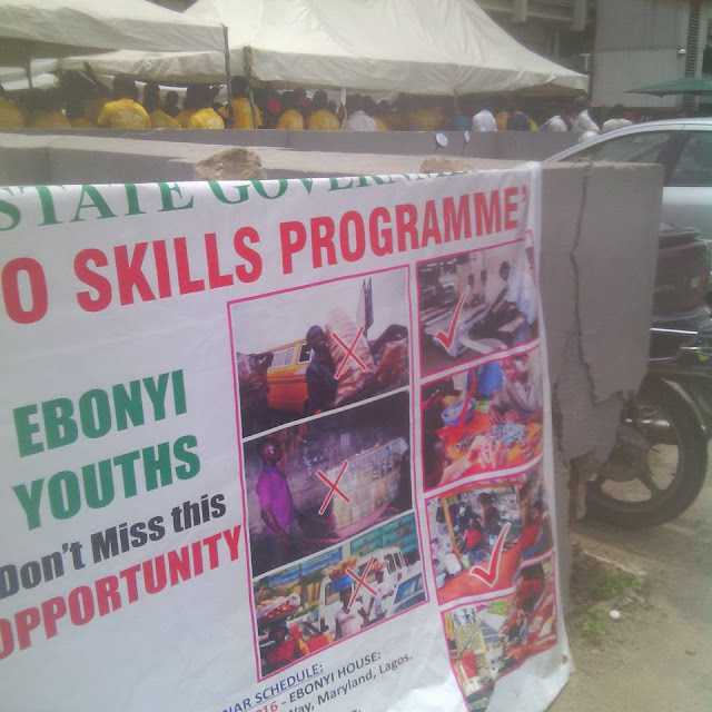 Ebonyi people in Lagos