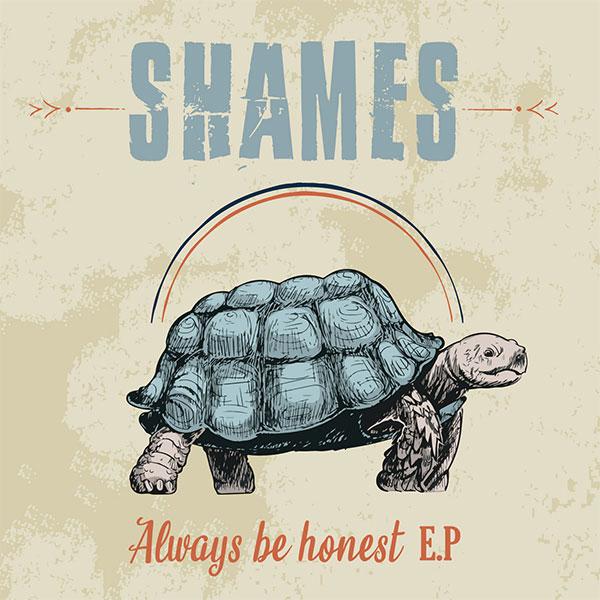 "SHAMES perform ""Black Sheep"" live"