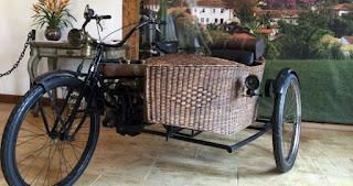 Capture - Tiradentes (MG) abre museu com motos centenárias; veja esta e outras opções