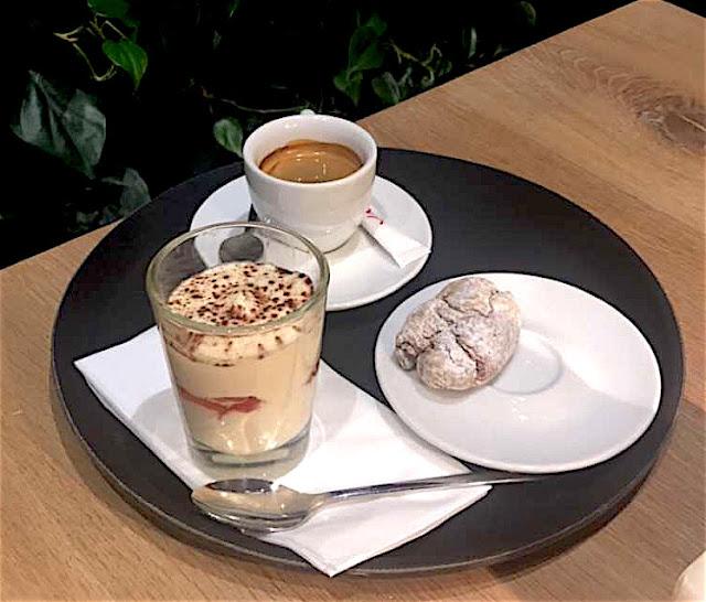 dessert Vapiano
