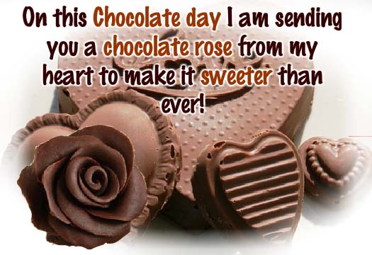 happy chocolate day 2017 messages for special friends