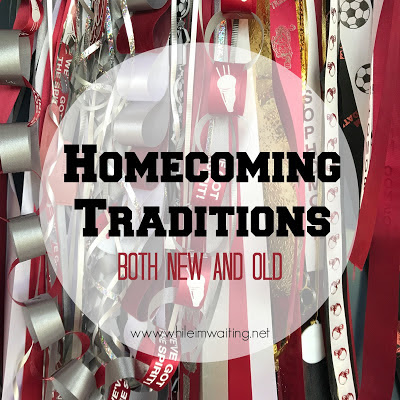 Homecoming Traditions - both new and old