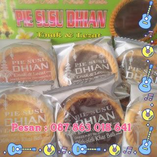 Pie Susu Dhian Oleh Oleh Khas Bali