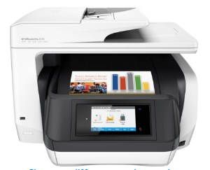quality coloring textile together with dark text is perfect for printing reports HP OfficeJet Pro 8720 All-in-One Printer Driver Download