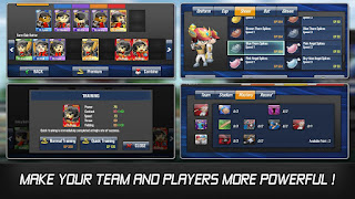 Download Baseball Star MOD v1.1.4 Apk (Unlimited Autoplay Point/Free Training) Terbaru 2016 5