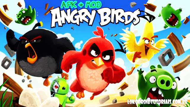 Angry birds Mod PowerUps infinito