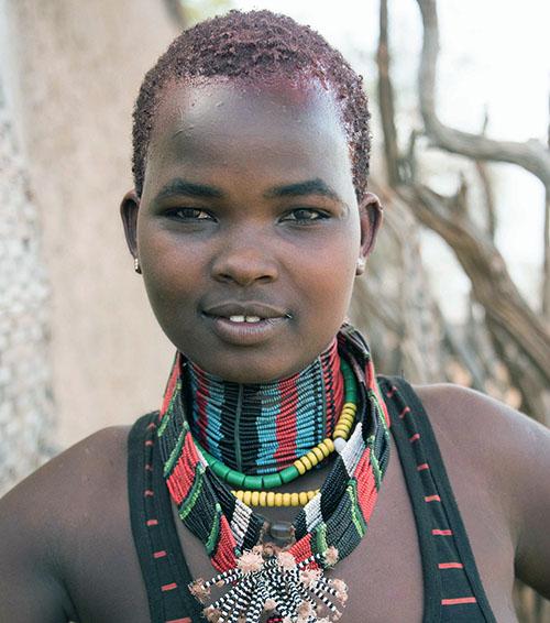 Human Development Index Scores Africa