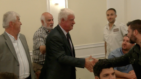 Με 35 και όχι με 38 ψήφους ο Γιώργος Παπαδόπουλος ο νέος πρόεδρος του δημοτικού συμβουλίου Καστοριάς – Υπήρξαν 3 διαρροές